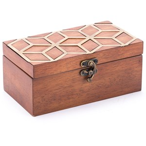 Zuo Boxes, Bowls and Trays Clover Box