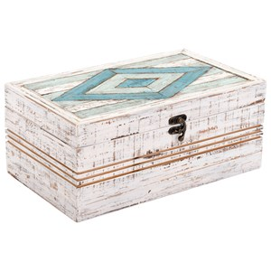 Zuo Boxes, Bowls and Trays Rombo Rectangular Box