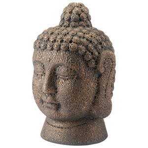 Zuo Figurines and Objects Buddha Head