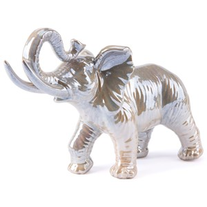 Zuo Figurines and Objects Pearl Elephant
