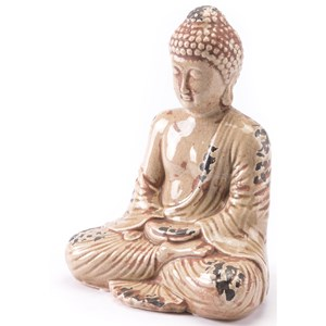 Zuo Figurines and Objects Sitting Buddha