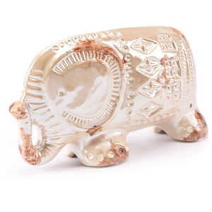 Zuo Figurines and Objects Antique Small Elephant