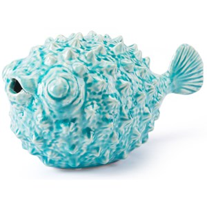 Zuo Figurines and Objects Blowfish Large