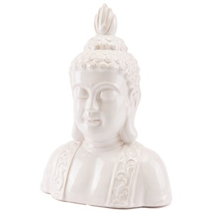 Zuo Figurines and Objects Distressed Buddha Head