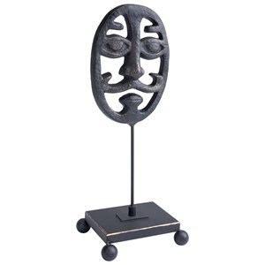 Zuo Figurines and Objects Opera Mask