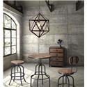 Morris Home Furnishings Morris Lighting Ceiling Lamp