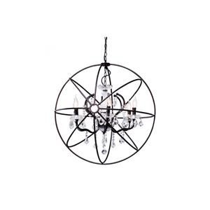 Morris Home Furnishings Morris Lighting Brilliant Ceiling Lamp