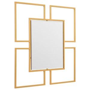 Zuo Mirrors Cuatro Mirror