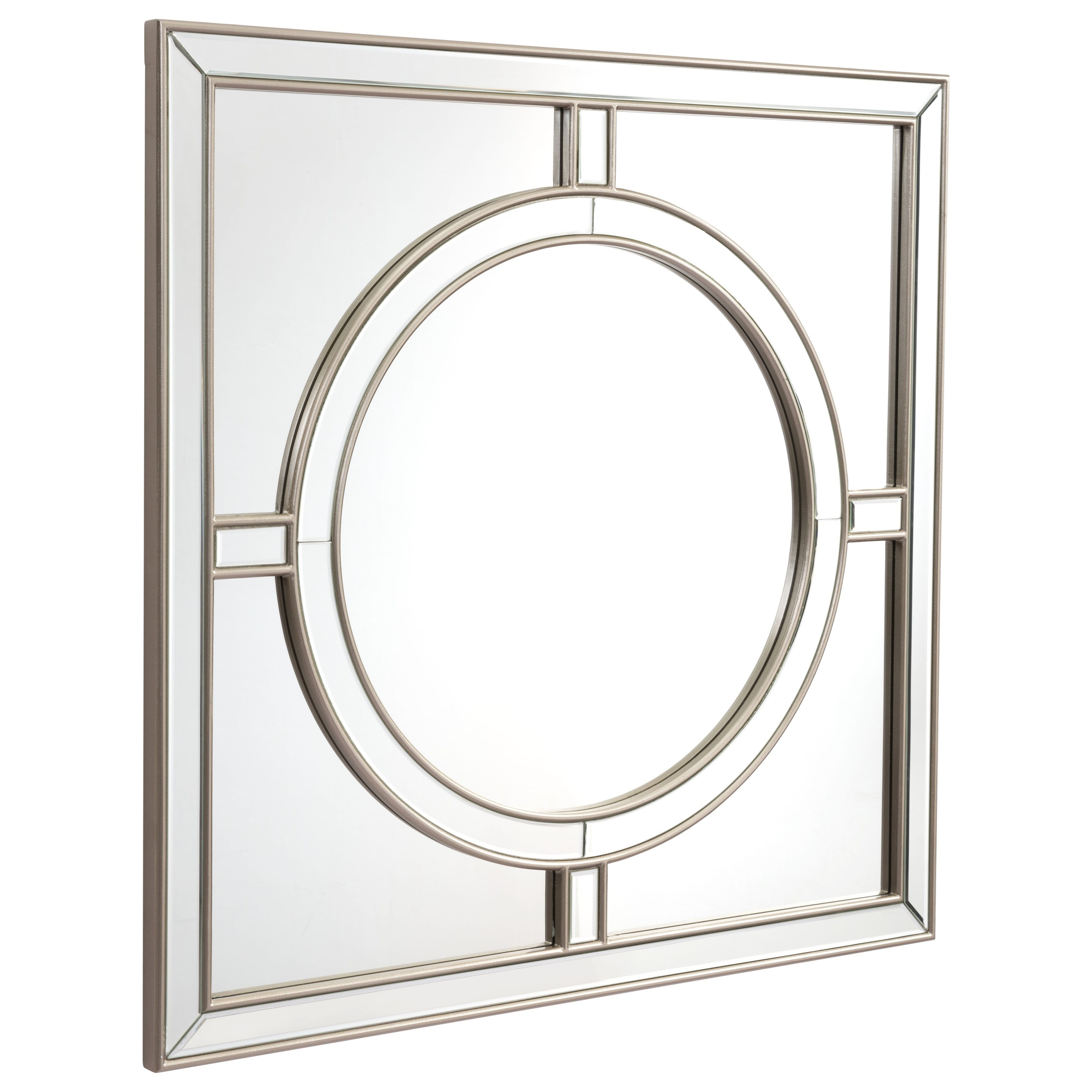 Zuo Mirrors Square Mirror - Item Number: A10430