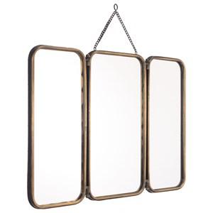 Zuo Mirrors Tri Mirror