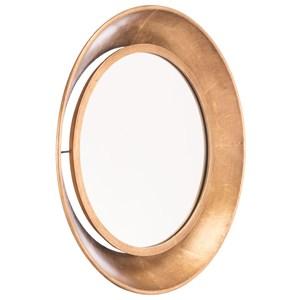 Zuo Mirrors Ovali Medium