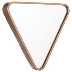 Zuo Mirrors Triangle Mirror