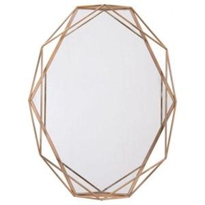 Zuo Mirrors Octagonal Mirror