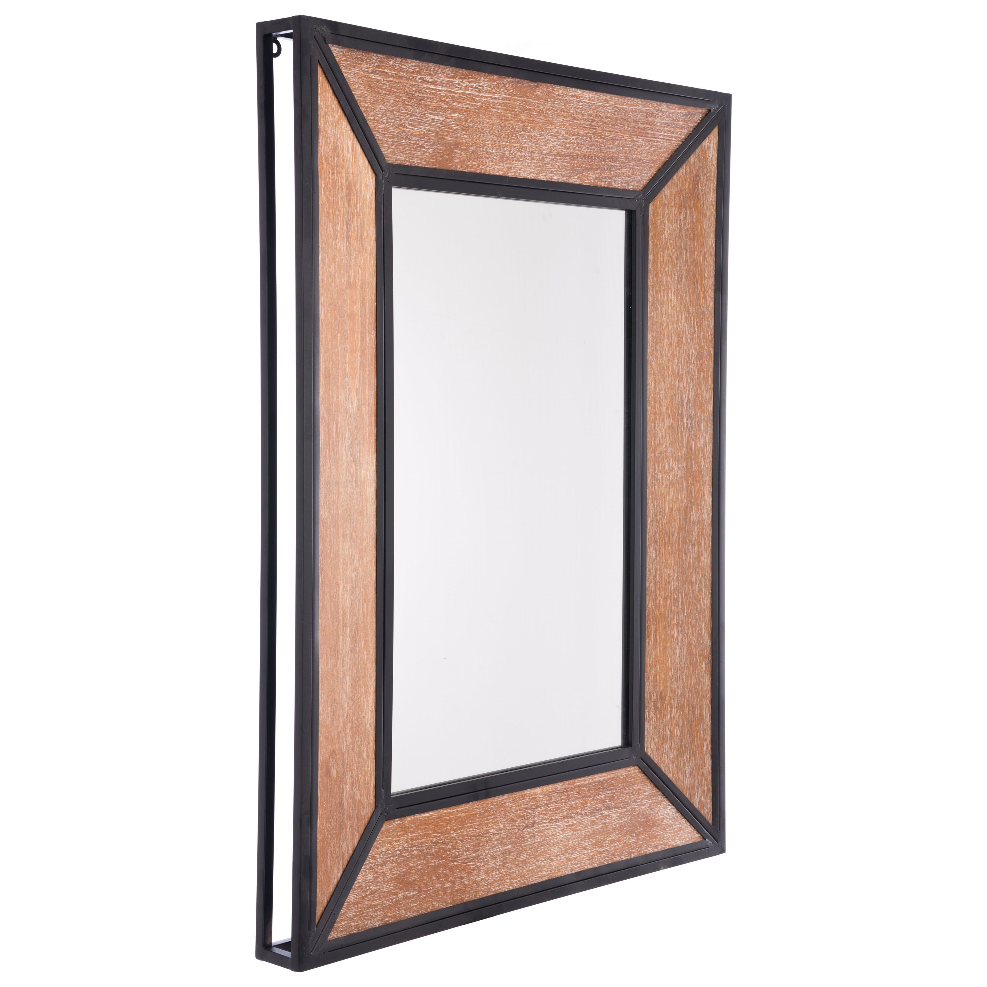 Zuo Mirrors Balc Metal Mirror - Item Number: A10667