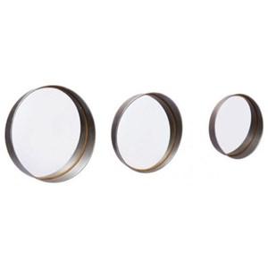 Zuo Mirrors Circa Set of 3 Mirrors