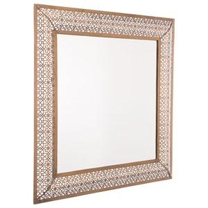 Zuo Mirrors Moroccan Escamas Mirror
