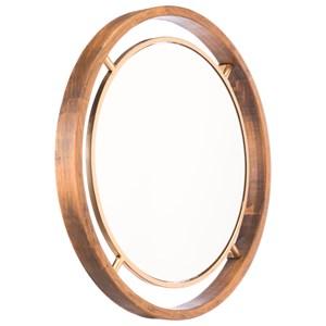 Zuo Mirrors Round Mirror