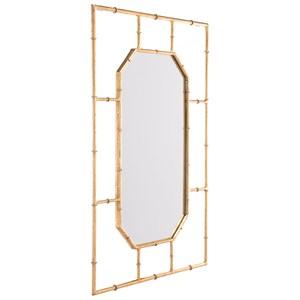 Zuo Mirrors Bamboo Rectangular Mirror