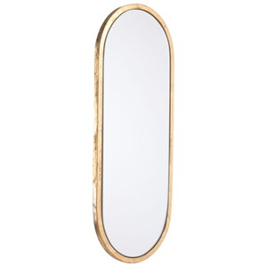 Zuo Mirrors Oval Mirror