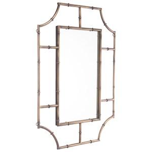 Zuo Mirrors Round Corners Mirror