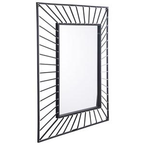 Zuo Mirrors Sunburst Rectangular Mirror