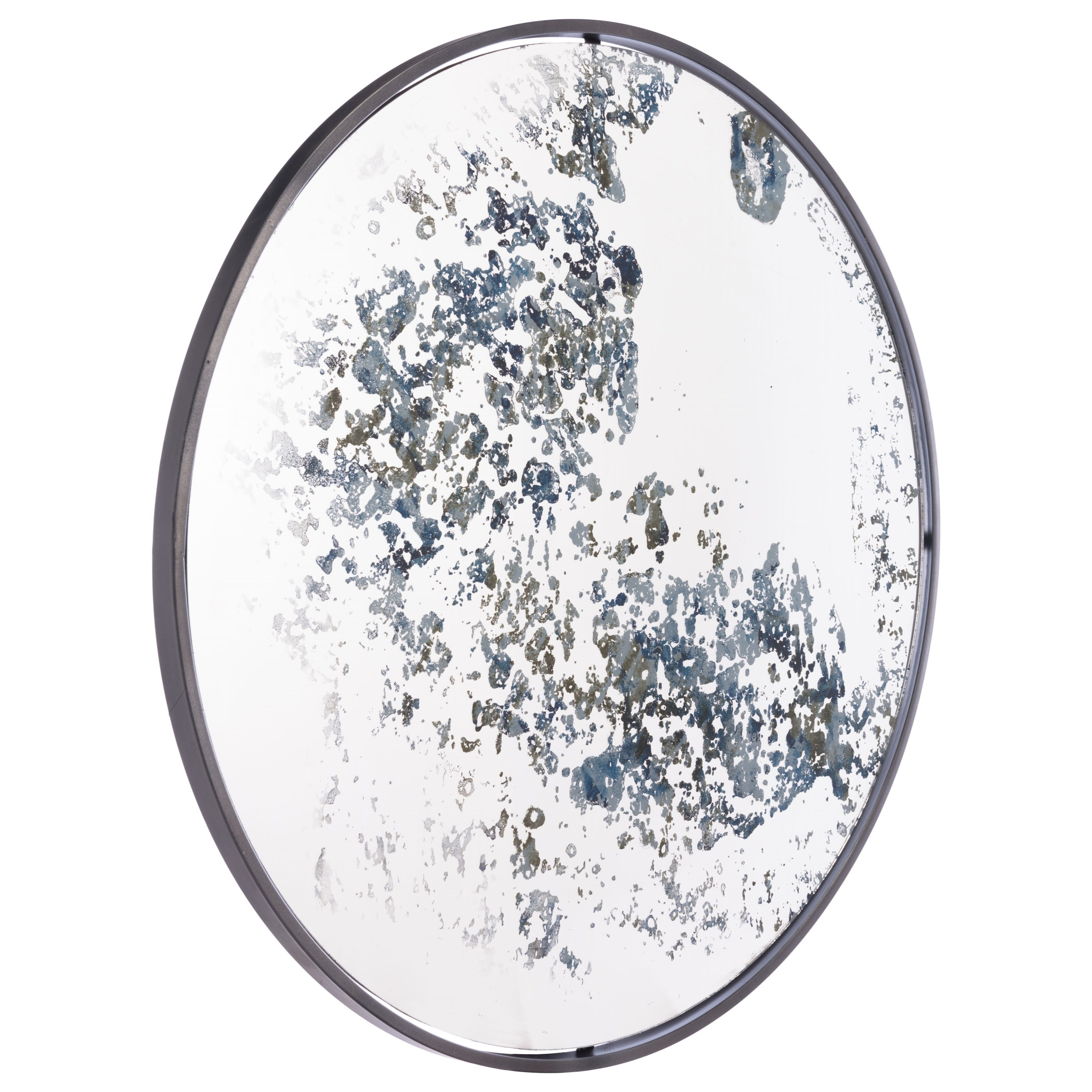 Zuo Mirrors Round Mirror - Item Number: A10822