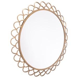 Zuo Mirrors Rani Circular Mirror Large