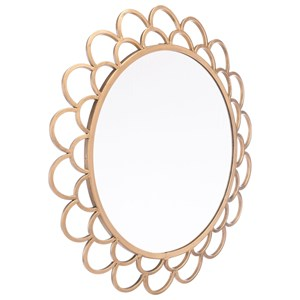 Zuo Mirrors Rani Circular Mirror Small