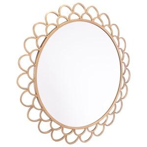 Zuo Mirrors Rani Circular Mirror Medium