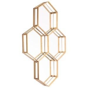 Zuo Mirrors Honeycomb Mirror