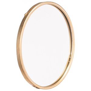 Zuo Mirrors Ogee Mirror Large
