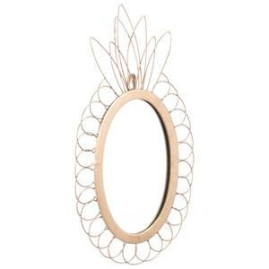 Zuo Mirrors Pineapple Mirror
