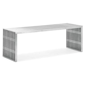 Zuo Modern Dining Accents Novel Double Bench