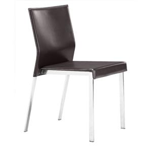 Zuo Modern Dining Accents Set of 2 Boxter Chairs