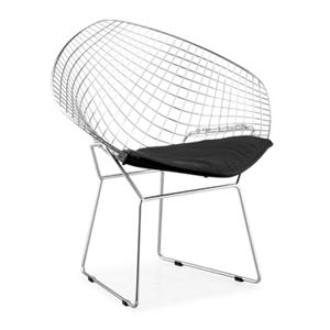 Zuo Modern Dining Accents Set of 2 Net Chairs