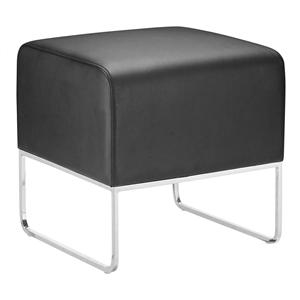 Zuo Occasional Collection Plush Square Ottoman