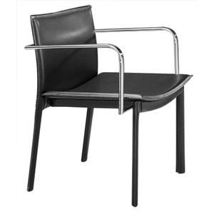 Zuo Office Collection Gekko Leatherette Conference Chair