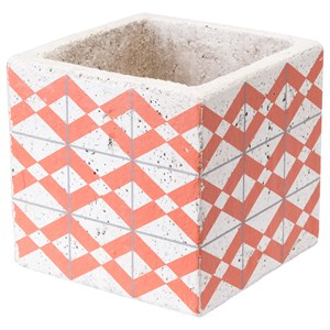 Zuo Planters Cement Triangles Planter