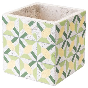 Zuo Planters Cement Flower Planter