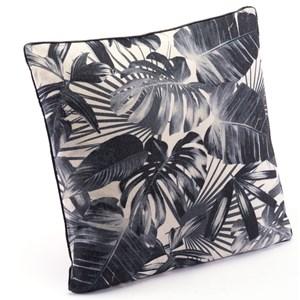 Black Jungle Pillow