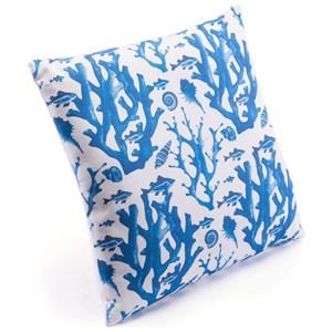 Blue Reef Pillow