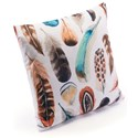 Zuo Throw Pillows Plumas Two Pillow - Item Number: A11106