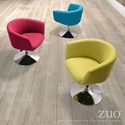 Zuo Umea Adjustable Height Accent Chair