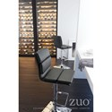 Zuo Use Adjustable Height Bar Chair