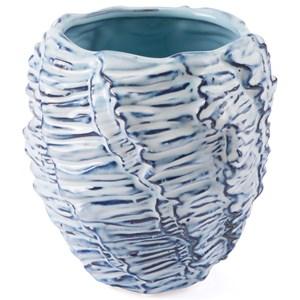 Zuo Vases Mar Short Vase