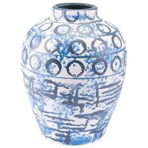 Zuo Vases Ree Medium Vase