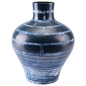 Zuo Vases Ocean Tall Vase