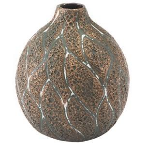Zuo Vases Lava Small Vase