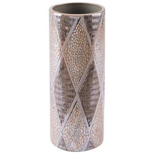 Zuo Vases Pearl Short Cylinder Vase