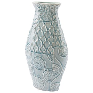 Zuo Vases Medallion Medium Vase